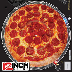 Serato Control Vinyl (PAIR) - PIZZA
