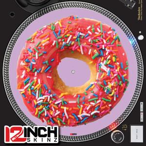 Serato Control Vinyl (PAIR) - DOUGHNUT