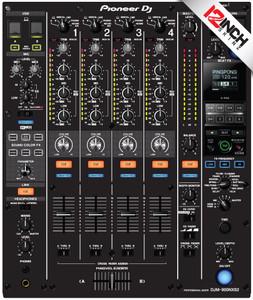 PIONEER 900 nexus black  ADHESIVE - - SALE