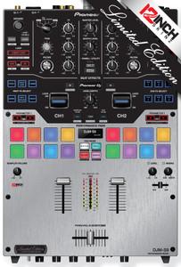 Pioneer DJM-S9 - Metallics Silver  (Limited)