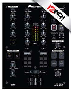 Pioneer DJM-350 Skinz- Colors
