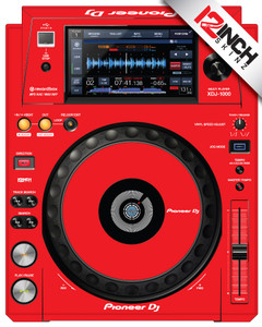 Pioneer XDJ-1000 MK1 Skinz (PAIR) - COLORS