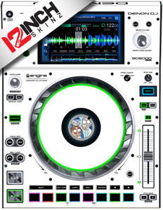Denon SC5000 Prime Skinz (PAIR) - COLORS