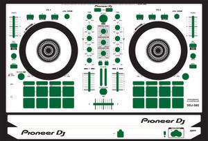 Pioneer DDJ-SB2 Skinz - Custom