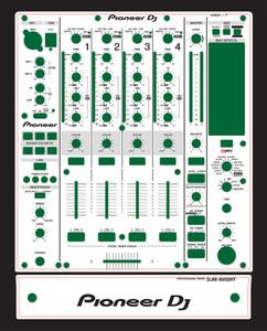 Pioneer DJM-900 SRT Skinz - Custom