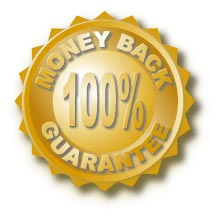 DaLuca 100 percent satisfaction guarantee