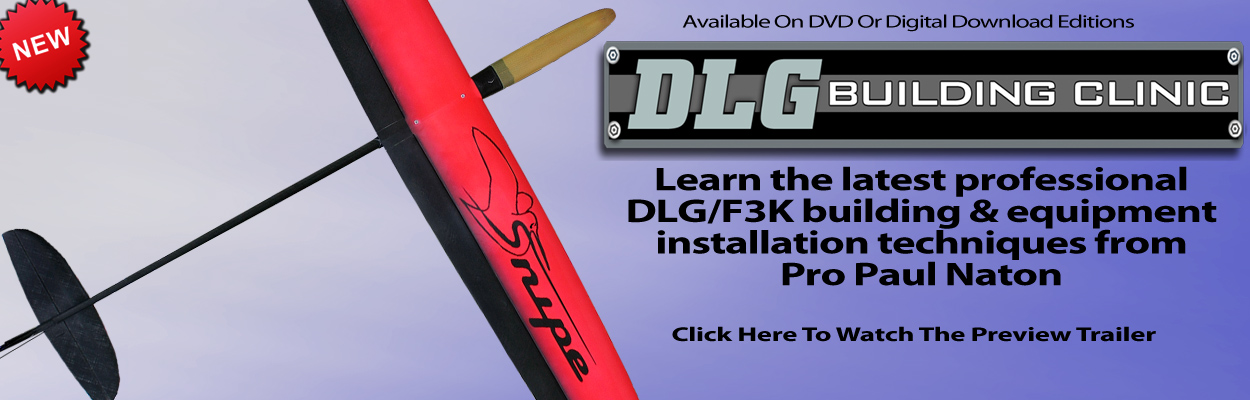 DLG F3K Building Clinic Training Video