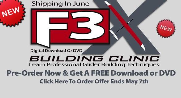 F3X Build Clinic