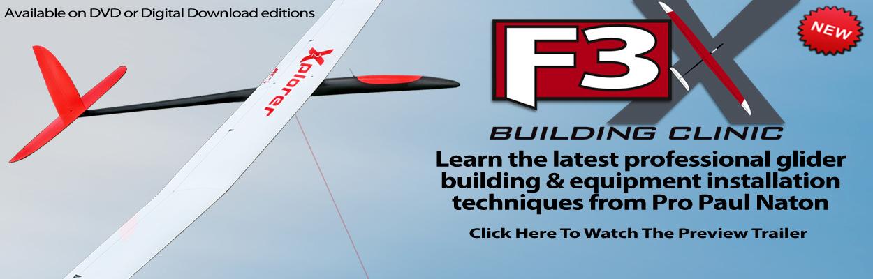 F3X Building Clinic Training Video