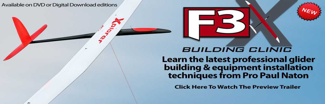 F3X Building Clinic Training Video
