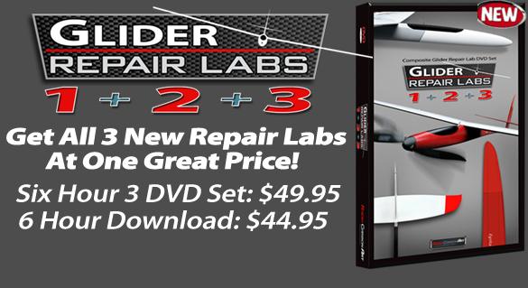 Glider Repair Lab Set