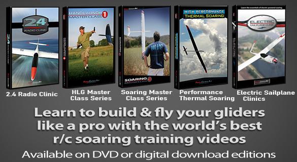 Glider Training Videos