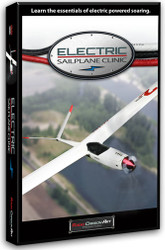 Electric Sailplane Clinic DVD Box