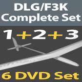DLG/F3K Total Training DVD Set