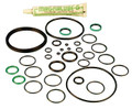 Aftermarket kit, Replaces Alemite 393706X 393-706X Air Motor Dynamic Seals only Kit for Models 339413 & 339413-A1
