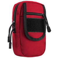 NcStar Red Large Utility Pouch
