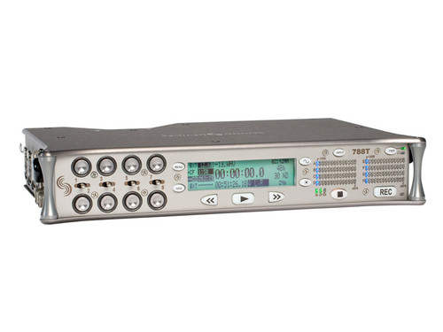 Sound Devices 788T-SSD 8 Track Digital Recorder