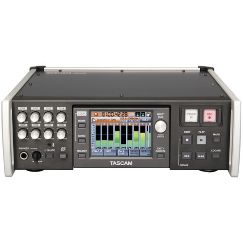 Tascam HS-P82 8-Channel Field Audio Recorder