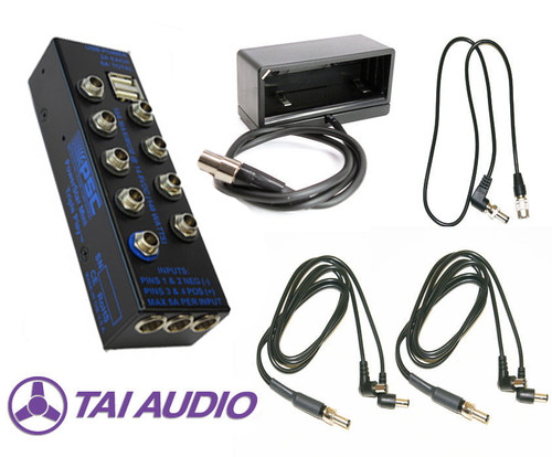 PSC  Bds System Package W/ Powerstar Triple Play, Np Cup, 2 Dual & 1 Hirose Cables