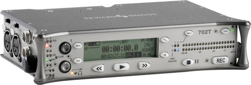 Sound Devices 702T Portable Digital Recorder w/Time Code