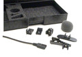 Tram TR50BML Black Lavalier Microphone W/ TA5F For Lectrosonics