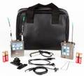 Lectrosonics L Series LR Receiver/LMb Beltpack Transmitter and Mic with Accessory Kit B1 (537.600 - 614.375 MHz)