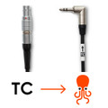 Tentacle Sync C03 Lemo to Tentacle Time Code Cable -5 Pin Lemo - 3.5mm