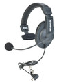 Clear-Com CC-15-MD4 Single Ear Headset w/ Mini DIN Connector