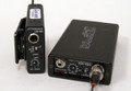 Used Lectrosonics CR190 Receiver & UM190 Transmitter UHF Wireless System (599.450 MHz)