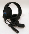 Demo Tempest SBP-152T Double-Ear Headset with Dynamic Mic (XLR4F)