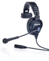 Clear-Com CC-300-Y5 / Single-ear Standard Headset XLR-5F