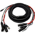 PSC 25' Breakaway Cable with Timecode Out for Sound Devices 633