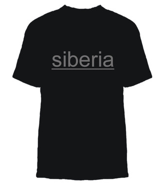First edition Siberia TShirt
