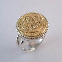 Saint Benedict Signature Ring