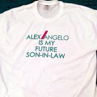 SON IN LAW #MOMGELO Short Sleeve Shirt