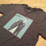 Alex Angelo v-neck TOUR shirt.