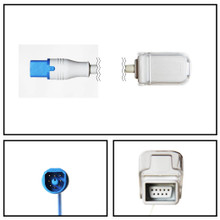 Philips 8 ft. D-Connect to DB9 SpO2 Extension Cable (M1943A)