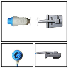Philips 12 Pin 10 ft. Adult Soft SpO2 Sensor
