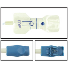 GE Adult Oxytip Disposable SpO2 Sensor - Foam Adhesive (Box of 24)