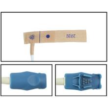 GE Infant Oxytip Disposable SpO2 Sensor - Textile Adhesive (Box of 24)