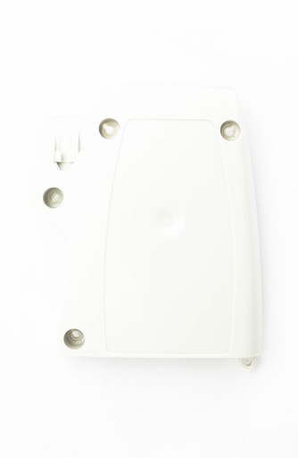 Philips White S02/S03 Back Cover for M2601B & M4841A Telemetry Units.