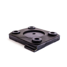 Alaris 8015 Point of Care Unit Pole Mount Clamp Mounting Plate
