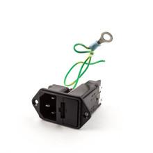 Nellcor NPB & N Series Pulse Oximeter Monitor Fuse Holder Drawer