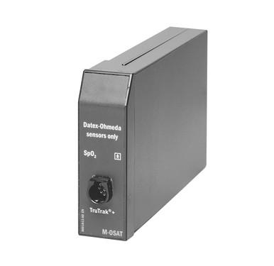 GE Datex-Ohmeda M-OSAT Tru-Trak+ SpO2 Module UMDX2935 Pulse Oximetry Oximeter Patient Monitors