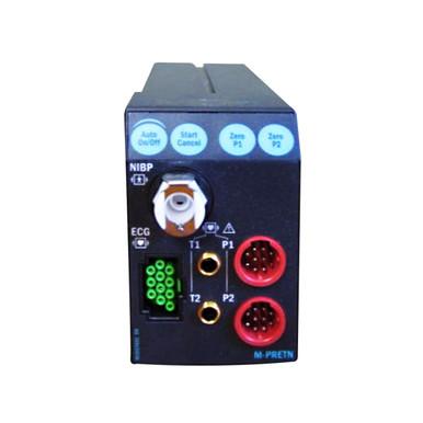 GE Datex-Ohmeda M-PRETN Multi Parameter Module UMDX2945 ECG Electrocardiograph NiBP Non Invasive Blood Pressure Temperature IBP Invasive Blood Pressure