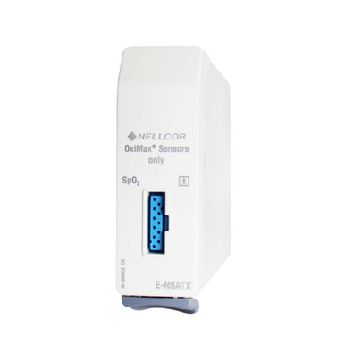 GE Datex-Ohmeda E-NSATX Nellcor OxiMax SpO2 Module UMDX2026 Pulse Oximetry Oximeter Patient Monitoring