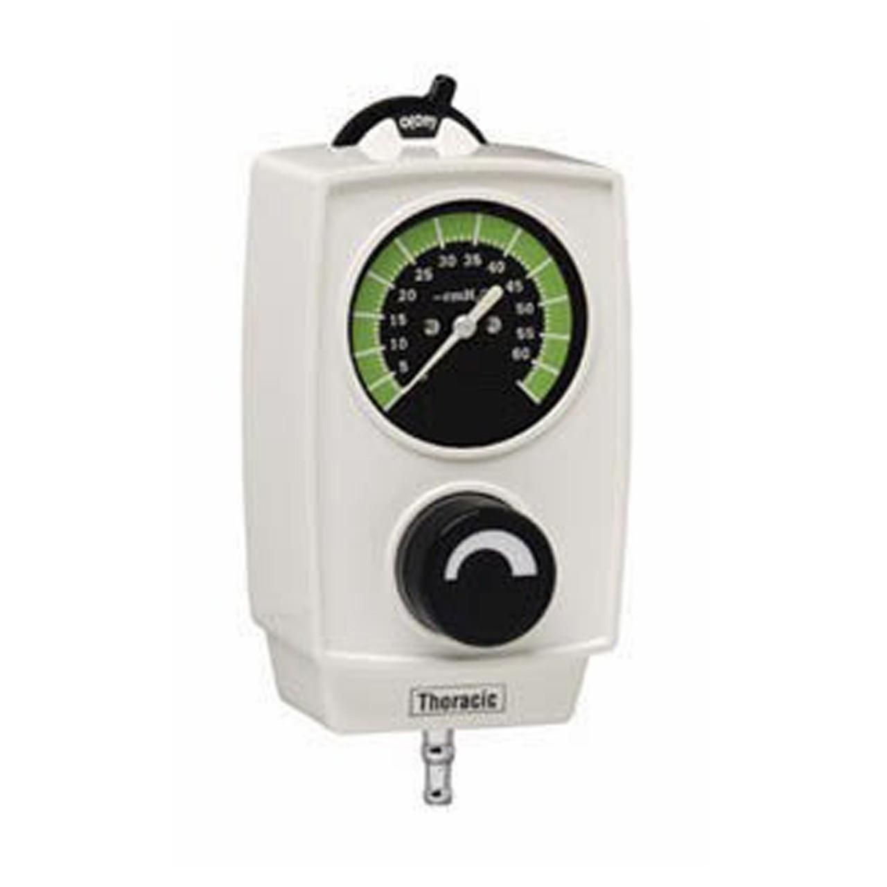 Ohio 1275 Thoracic Vacuum Regulatoron Medical Oxygen Regulator