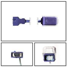 Nellcor ™ Compatible 3M to OxiMax ™ DB9 DOC-10 SpO2 Extension 0012-00-1464
