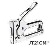 JT21CM All Chrome Junior Staple Gun Tacker
