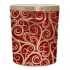 Golden Swirl Tin - 6.5 Gallon